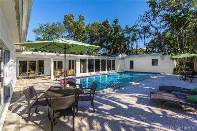Miami FL Single Family Home For Sale: $1,678,000