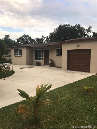 North Miami Single Family Home For Sale: 1430 NE 149th St