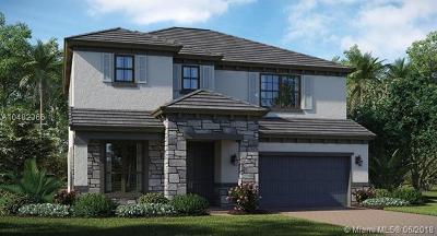 Lake Worth Single Family Home For Sale: 5794 Sandbirch Way