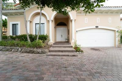 Cutler Bay Single Family Home For Sale: 7438 SW 189th St