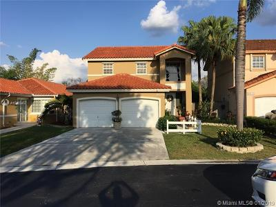 Single Family Home For Sale: 10341 SW 138th Ct