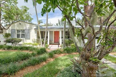 Fort Lauderdale Single Family Home For Sale: 719 N Victoria Park Rd