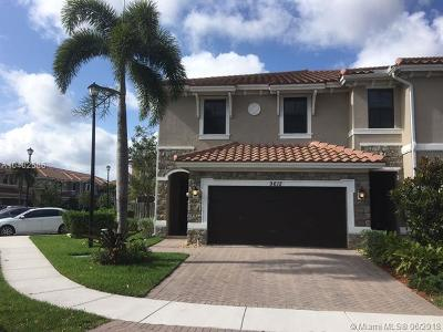 Parkland Single Family Home For Sale: 9612 Waterview Way