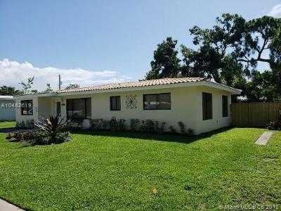 Pompano Beach Single Family Home For Sale: 1234 SW 2nd Ave