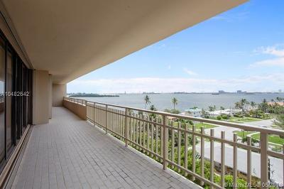 Miami-Dade County Condo For Sale: 11113 Biscayne Blvd #651