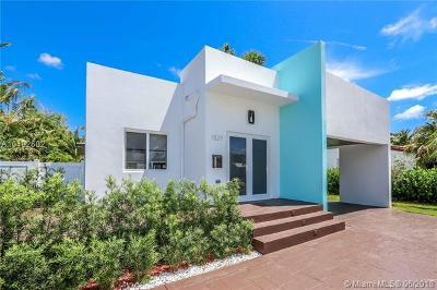 Hollywood Single Family Home For Sale: 1527 Moffett St