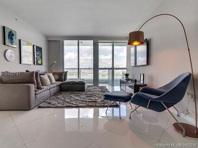 Miami Beach Condo For Sale: 540 West Ave #1911