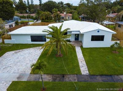 Miami Shores Single Family Home For Sale: 27 NE 94th St