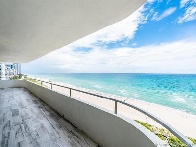 Miami Beach Condo For Sale: 5555 Collins Ave #14D