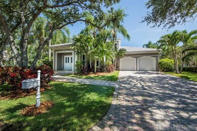 Pinecrest Single Family Home For Sale: 6373 SW 87th Ln