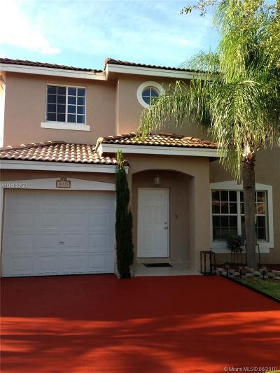 Single Family Home Backup Contract-Call LA: 16225 SW 99th Ter