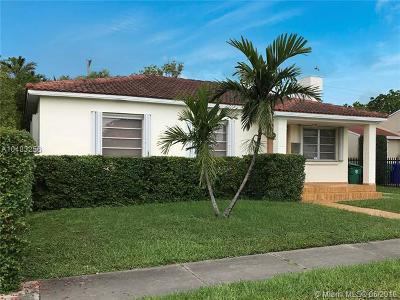 Miami FL Single Family Home For Sale: $425,000