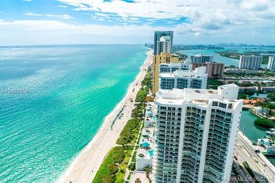 Sunny Isles Beach Condo For Sale: 16699 Collins Av #4201
