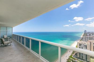 Hallandale Condo For Sale: 1830 S Ocean Dr #3903
