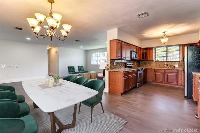 Miami Single Family Home For Sale: 1105 NE 85th St