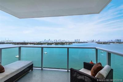 Miami Beach Condo For Sale: 1000 West Ave #1412/14