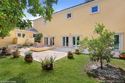 Coral Gables Single Family Home For Sale: 1525 Cadiz Ave