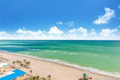 Sunny Isles Beach Condo For Sale: 18201 Collins Ave #1802