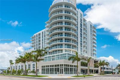 Fort Lauderdale Condo For Sale: 401 N Birch Rd #514
