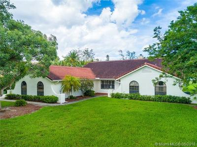 Parkland Single Family Home For Sale: 6180 NW 75th Way