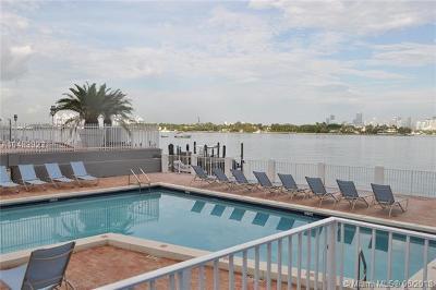 Miami Beach Condo For Sale: 1250 West Ave #5O