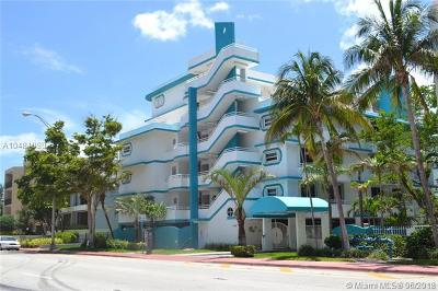 Surfside Condo For Sale: 9156 Collins Ave #106