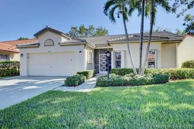 Lake Worth Single Family Home For Sale: 3872 Summer Chase Ct