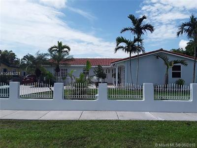 Miami Single Family Home For Sale: 11774 SW 32nd St