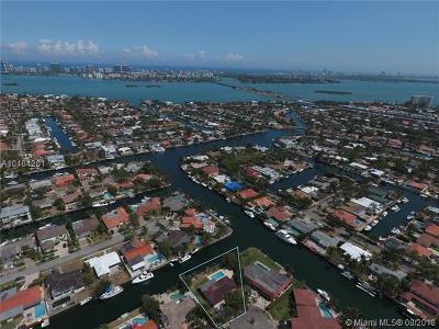 North Miami Single Family Home For Sale: 12985 Coronado Ter