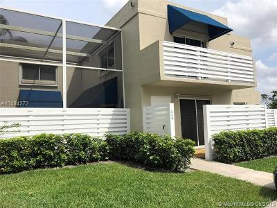 Plantation Condo For Sale: 540 NW 97th Ave