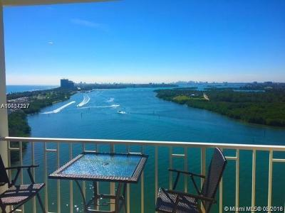 Sunny Isles Beach Condo For Sale: 300 Bayview Dr #2114