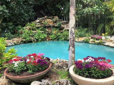 Miami FL Single Family Home For Sale: $1,170,000