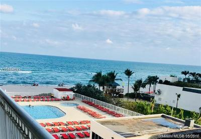 Sunny Isles Beach Condo For Sale: 19201 Collins Ave #1130