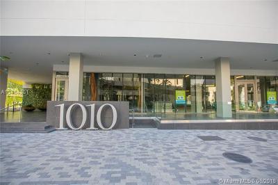 Condo For Sale: 1010 Brickell Ave #3806