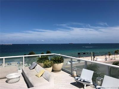 Fort Lauderdale Condo For Sale: 3101 Bayshore Dr #2206