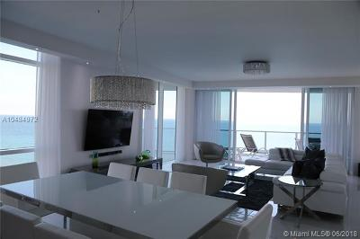 Hollywood Condo For Sale: 3951 S Ocean Dr #1203