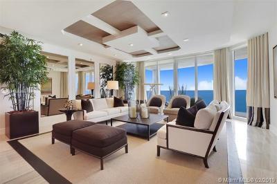 Palm Beach County Condo For Sale: 2700 N Ocean Drive #2101A