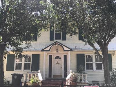 West Palm Beach FL Single Family Home For Sale: $500,000