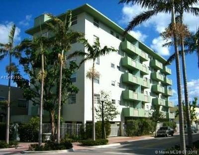 Miami Beach Condo For Sale: 301 Jefferson Ave #3A