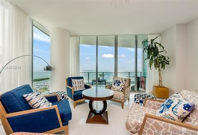 Miami FL Condo For Sale: $4,600,000