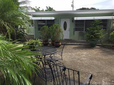 North Miami Beach Single Family Home For Sale: 1741 NE 178th St