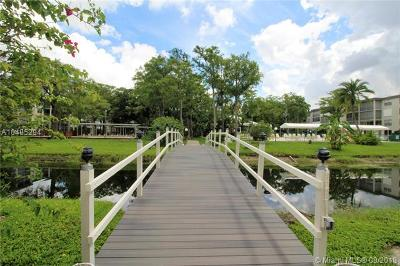 Lauderdale Lakes Condo For Sale: 4899 NW 26th Ct #448