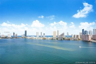 Aventura Condo For Sale: 3000 Island Blvd #2202