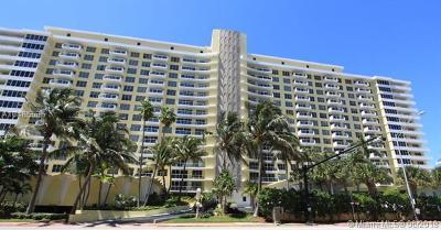 Miami Beach Condo For Sale: 5600 Collins Ave #15V