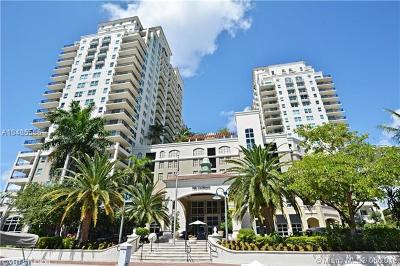 Fort Lauderdale Condo For Sale: 610 W Las Olas #915