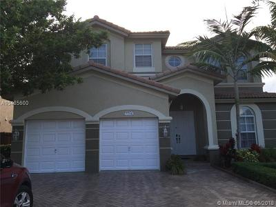 Doral Single Family Home For Sale: 7796 NW 113th Ave