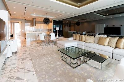 Paramount Bay, Paramount Bay Condo, Paramount Bay Miami Rental For Rent: 2020 N Bayshore Dr #1803