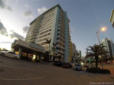 Miami Beach Condo For Sale: 5838 Collins Ave #8A