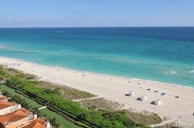 Miami Beach Condo For Sale: 5875 Collins Ave #2103