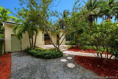 Miami Beach Single Family Home For Sale: 4523 Post Ave